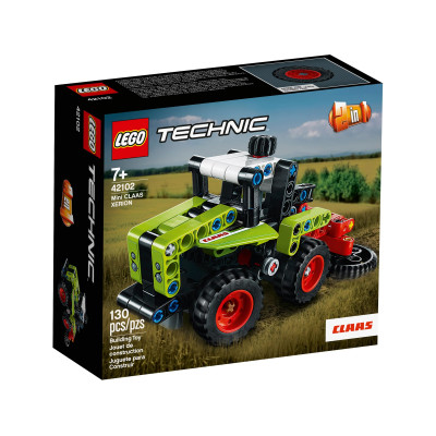 Конструктор Lego Technic 42102 Mini CLAAS XERION