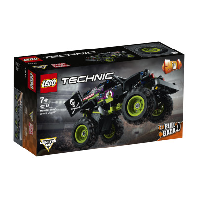 Конструктор Lego Technic 42118 Monster Jam® Grave Digger®